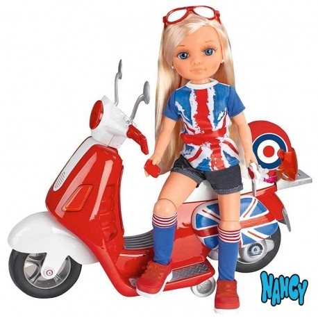 Nancy Moto en Londres