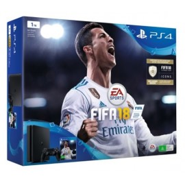 Playstation 4 1TB. Fifa 18