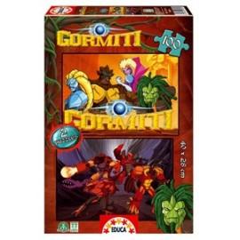 Puzzle 100x2 Gormiti