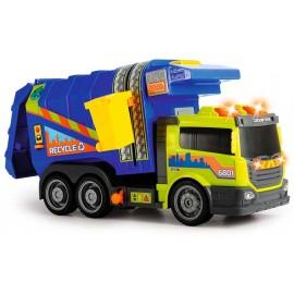Camion de Basura Azul