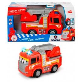 Camion de Bomberos Scania