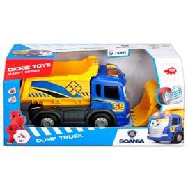 Camion Volquete Scania