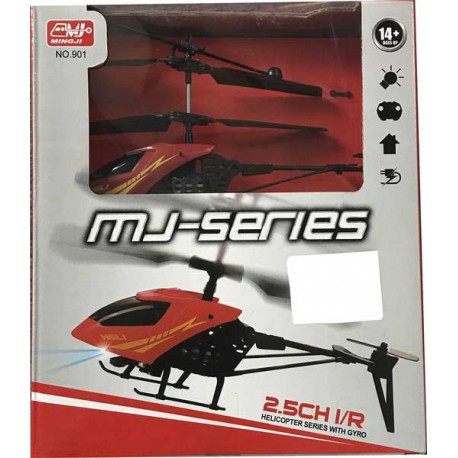 Helicoptero R/C 2.5 Canales