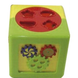 Cubo Actividades 4 Caras