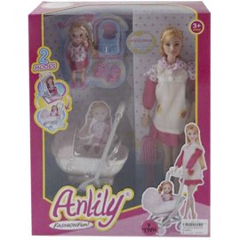 Muñeca Anlily Embarazada