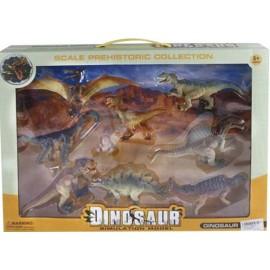 Caja 8 Dinosaurios