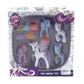 Caja 5 Ponys Surtidos