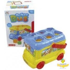 Autobus Bloques Infantil