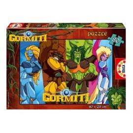 Puzzle 80 Gormiti