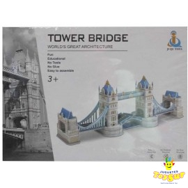 Puzzle 3D Puente de Londres