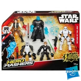 Pack Star Wars 5 Figuras