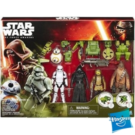 Star Wars Pack 5 Figuras