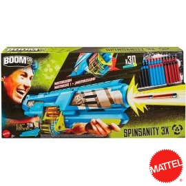Boomco Spinsanity X3