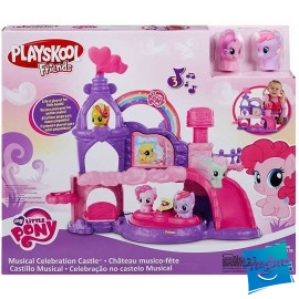 My Little Pony Castillo Musical