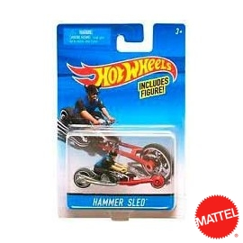Moto Hot Wheels Modelos Surtidos