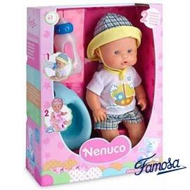Nenuco Bebe Hace Pipi