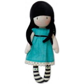 Muñeca Santoro Azul