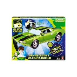 Coche Ben10 Kevin