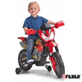 Motorbike Cross 6v.
