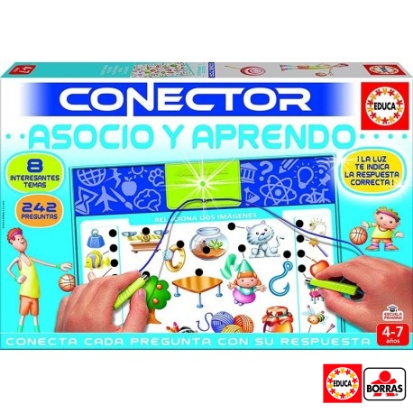 Conector Asocio y Aprendo