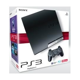 Playstation 3 Slim 120 GB.