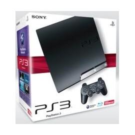Playstation 3 Slim 120 GB.