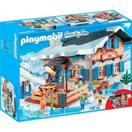 Cabaña de Esqui Playmobil