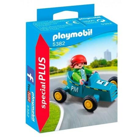 Niño con Kart 5382
