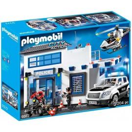 Mega Set de Policia 9372