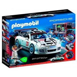 Porsche 911 DT3 Cup Playmobil