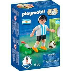 Jugador de Futbol Argentina