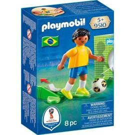 Jugador de Futbol Brasil