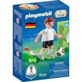 Jugador de Futbol Alemania