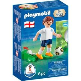 Jugador de Futbol Inglaterra