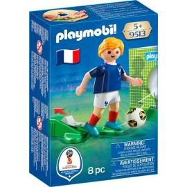 Jugador de Futbol Francia