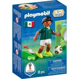Jugador de Futbol Mexico