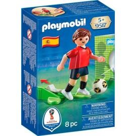 Jugador de Futbol España