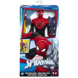 Spiderman Titan Hero Series with Gear