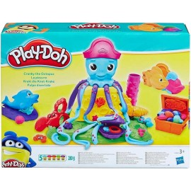 Play Doh Pulpo Divertido