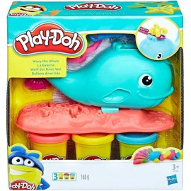 Play Doh Ballena Divertida