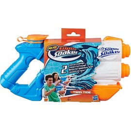 Super Soaker Nerf Twin Tide