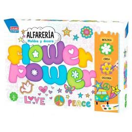 Alfareria Flower Power