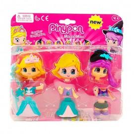 Pin y Pon Princesa y Bruja