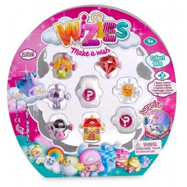 Wizies Pack 8 Figuras Surtido