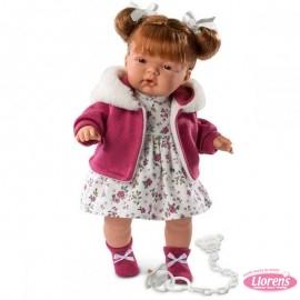 Muñeca Kate LLorona
