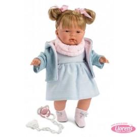 Muñeca Joelle LLorona