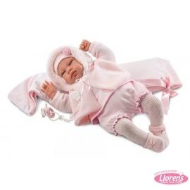 Muñeca Recien Nacida Llorona