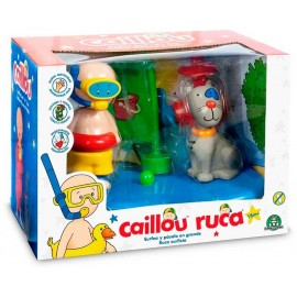 Caillou Ruca Surfista
