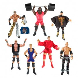 WWE Figura Deluxe Surtida.