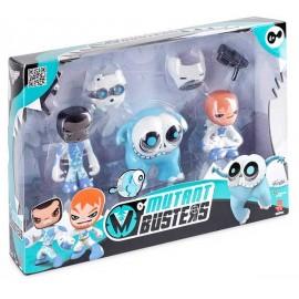 Mutant Buster Set 3 Figuras